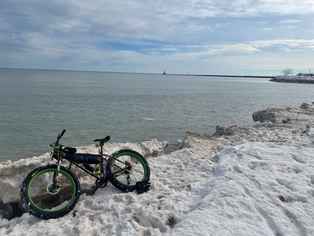 Dagens Bikerumor-billede: Lake Michigan Ride