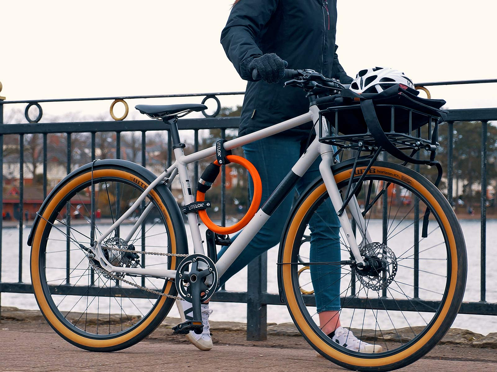 Litelok Core obtiene el nivel más alto de protección antirrobo para candados de bicicleta, ¡sigue siendo el más liviano!