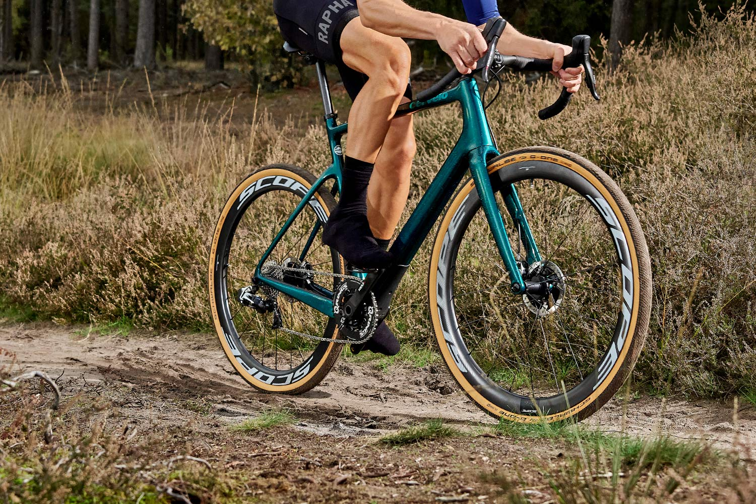 Scope All-Road slots 3 gravel-ready carbon wheelsets between updated Road & Off-road