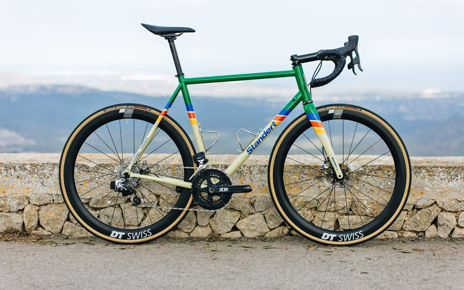 Standert Triebwerk Disc updates modern steel road bike, adds new LTD edition
