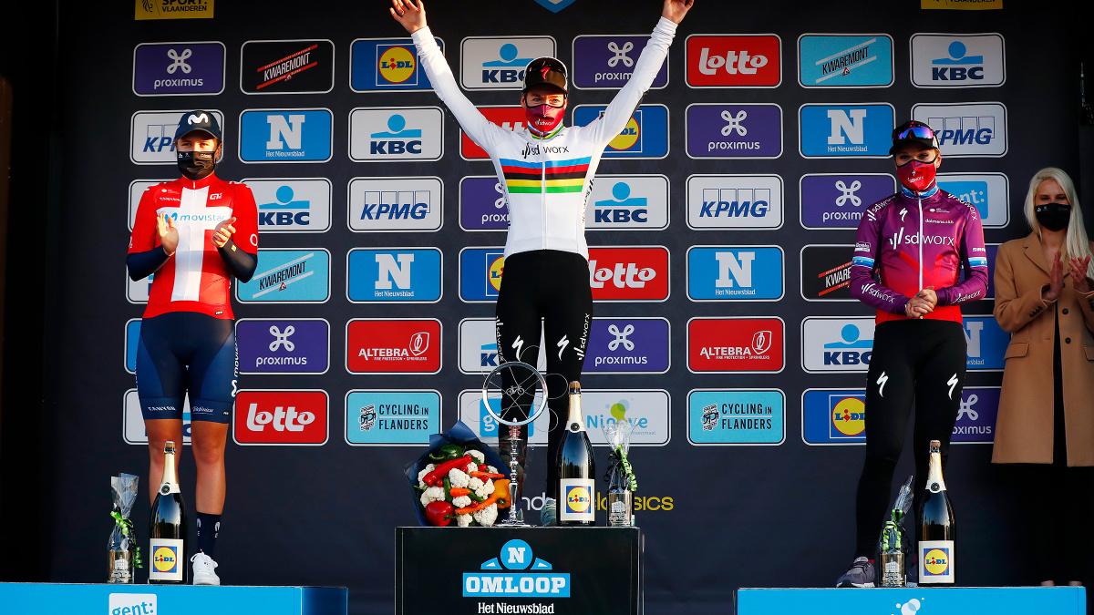 """""""Il premio in denaro era conforme agli obblighi finanziari dell'UCI"""" – VeloNews.com"""