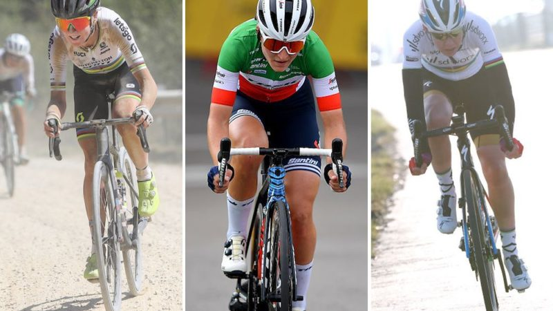 10 riders to watch at the women's Strade Bianche