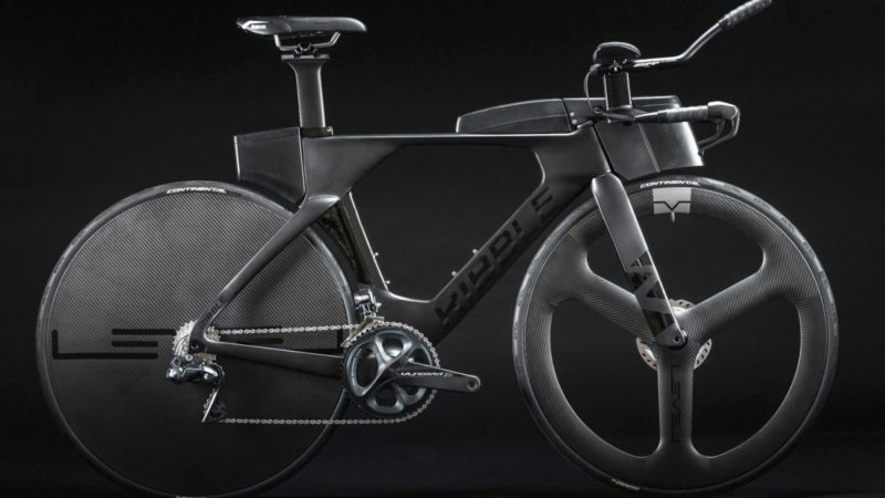 Ribble reshapes Ultra Tri triathlon bike for disc brakes