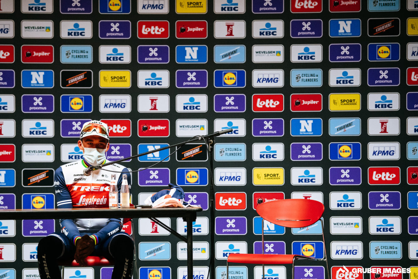 Trek-Segafredo forced to sit out Gent-Wevelgem due to positive COVID-19 within the team