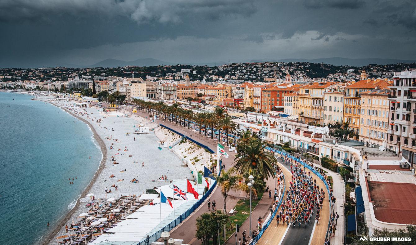 De burgemeester van Nice verzoekt om verplaatsing van de laatste fase van Parijs-Nice om de promenade voor de burgers te openen