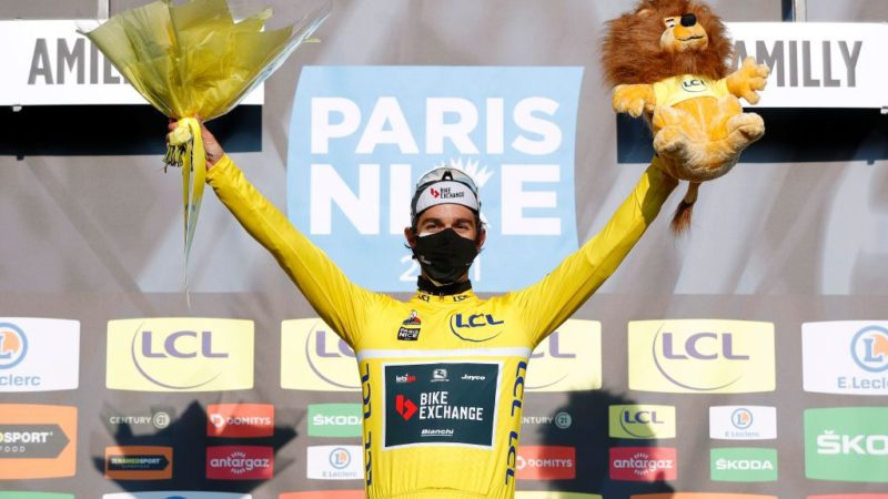 Yellow jersey clad Matthews still targeting a Paris-Nice stage win