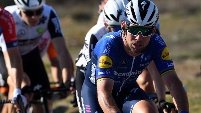 Cavendish enjoying getting back to basics at Deceuninck-QuickStep