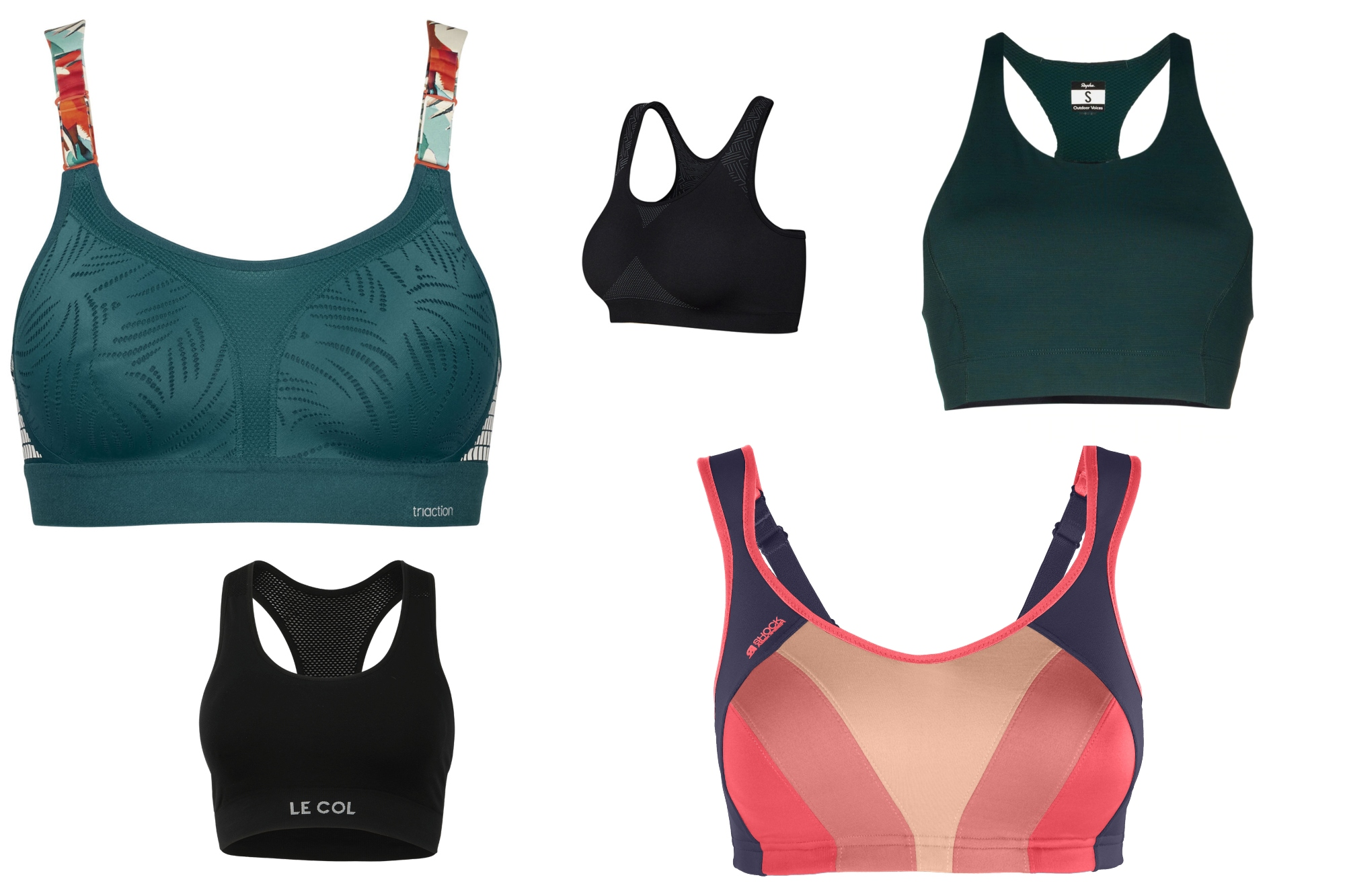 Best sports bras for cycling: the search for support and quick-drying properties