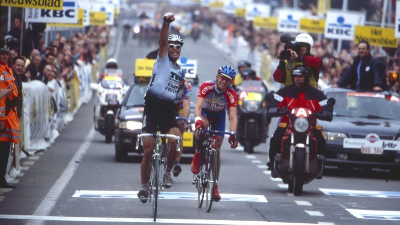 Where are they now? Flanders and Roubaix winner Peter Van Petegem