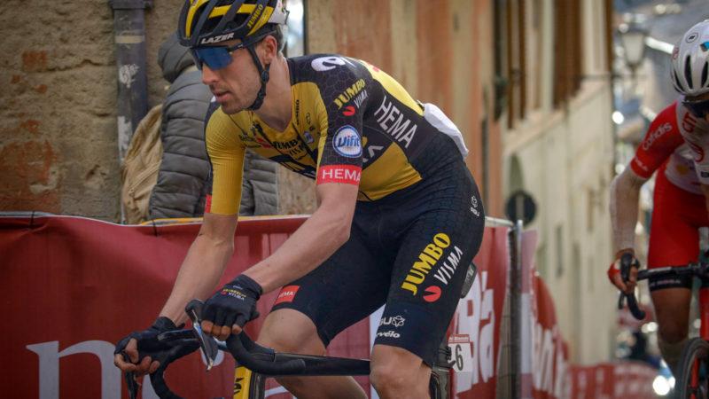 Min cykel: Timo Roosen's Team Jumbo-Visma Cervelo S5