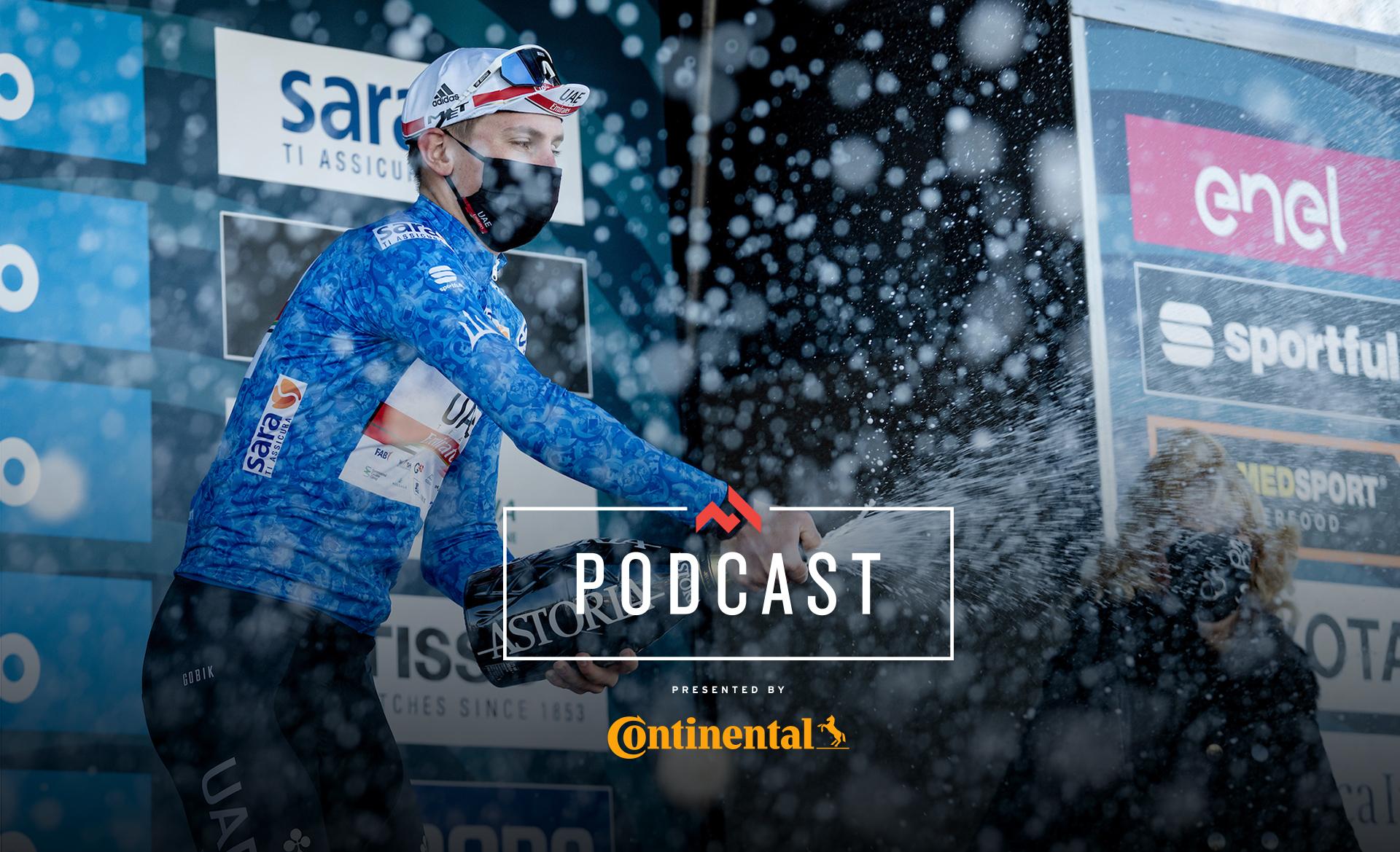 CyclingTips Podcast: Verdoppeln Sie die einwöchigen Rennen, verdoppeln Sie das Drama