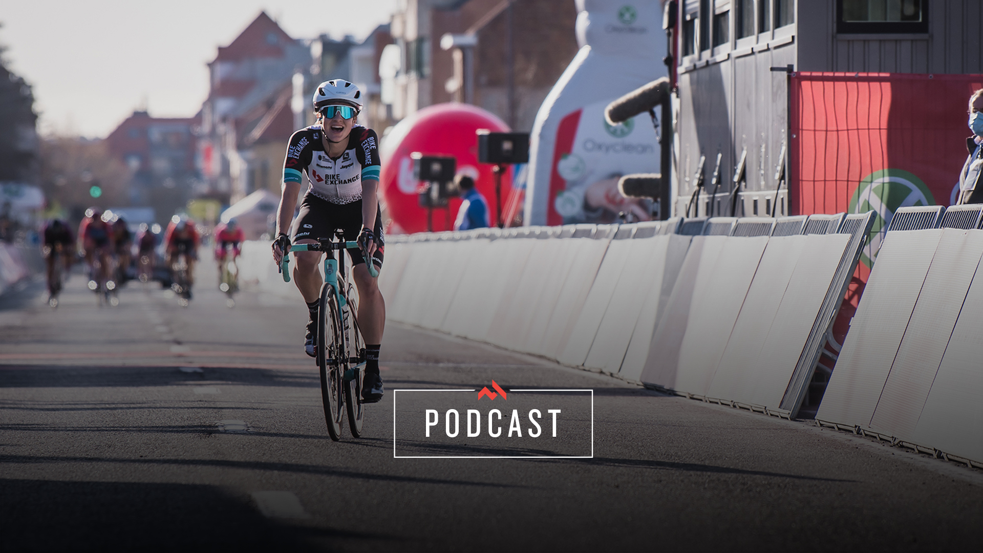 Freewheeling Podcast: What better way to win than solo