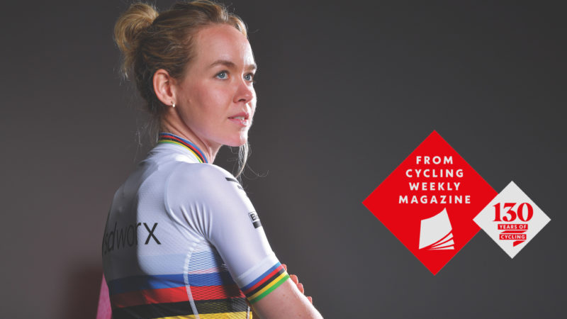 Anna van der Breggen – The grand finale