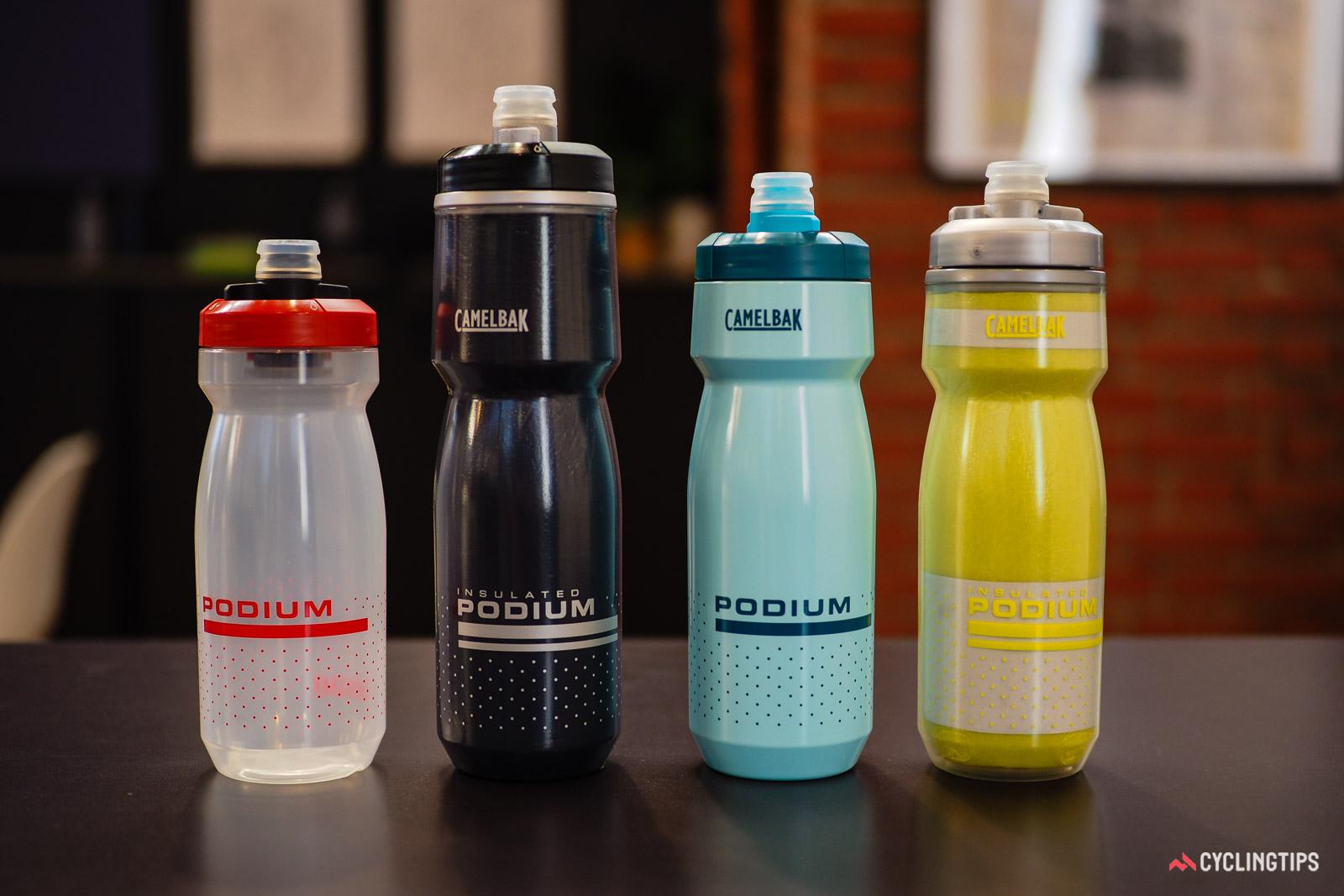 Cómo limpiar tus botellas de agua en bicicleta
