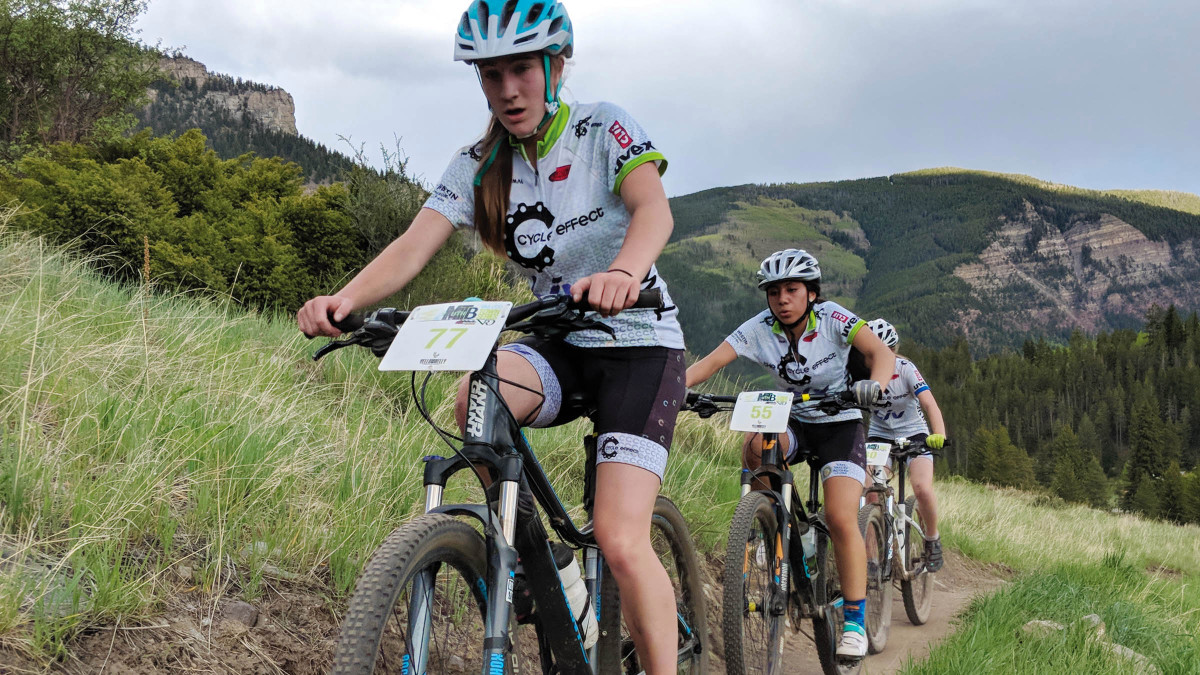 How programs like The Cycle Effect are succeeding at getting girls on bikes – VeloNews.com