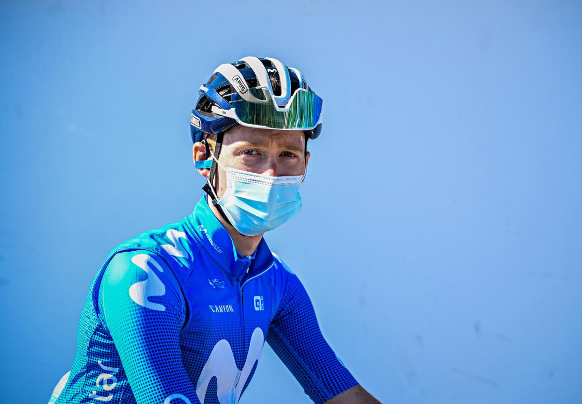 Matteo Jorgenson in testa alla Parigi-Nizza prima del test in vetta – VeloNews.com