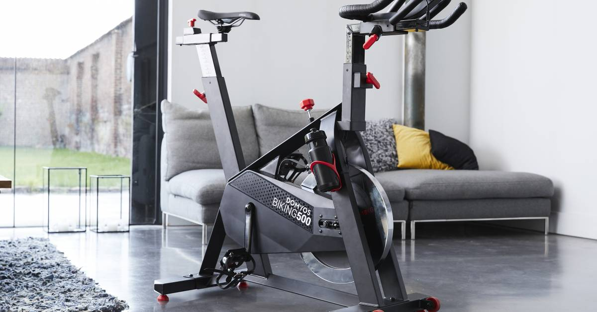 Decathlon Domyos 500 Exercise Bike Review: Build Strength and Motivation at Home