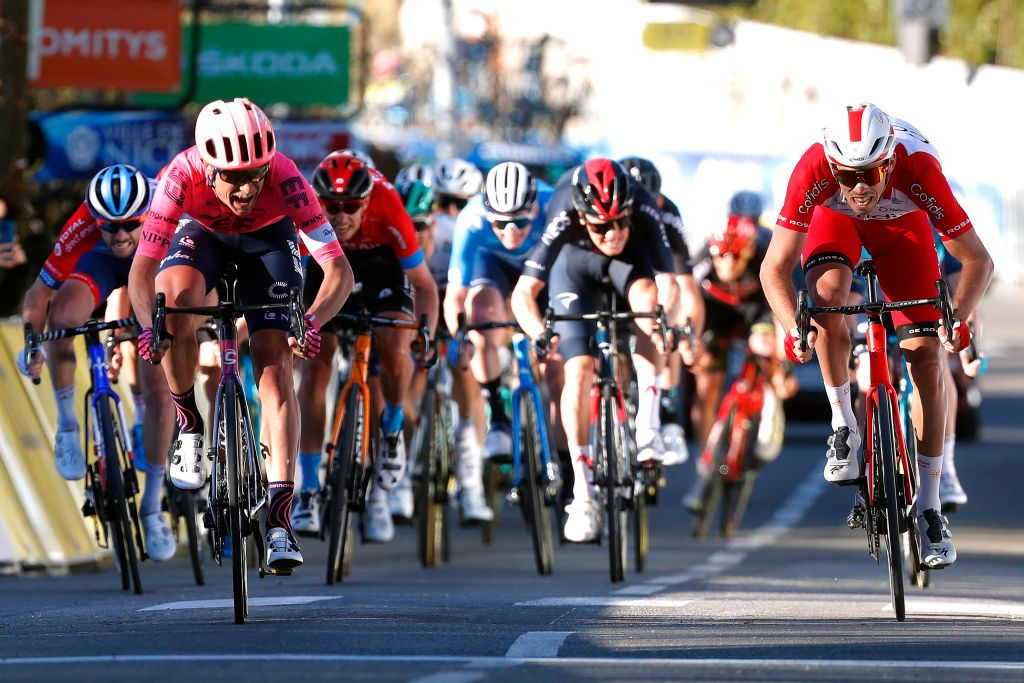 Max Schachmann overhauls Primoz Roglic on final stage of Paris-Nice