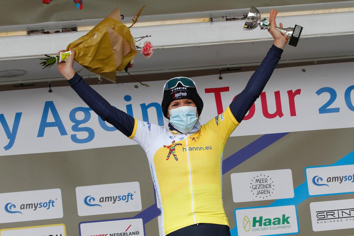 Ellen van Dijk gana el Healthy Aging Tour 2021 – VeloNews.com
