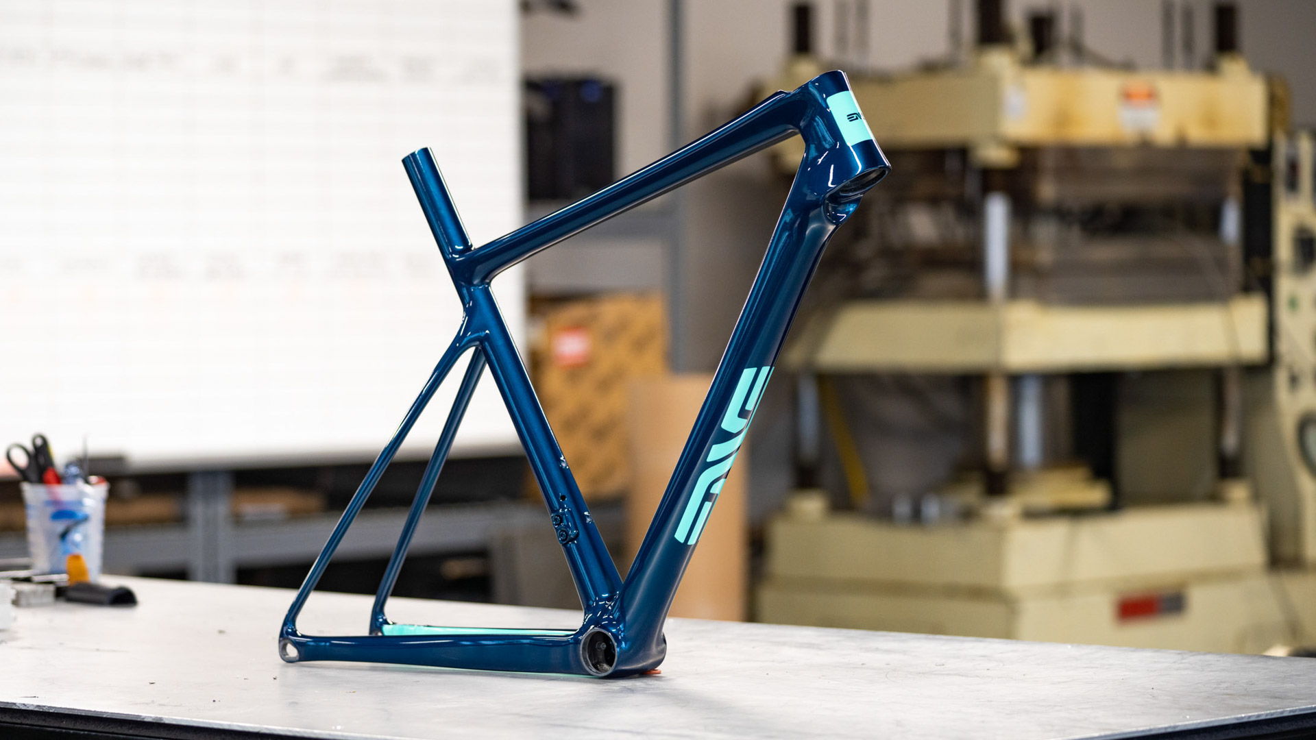 Enve gets into the frame business with new ultra-premium Custom Road