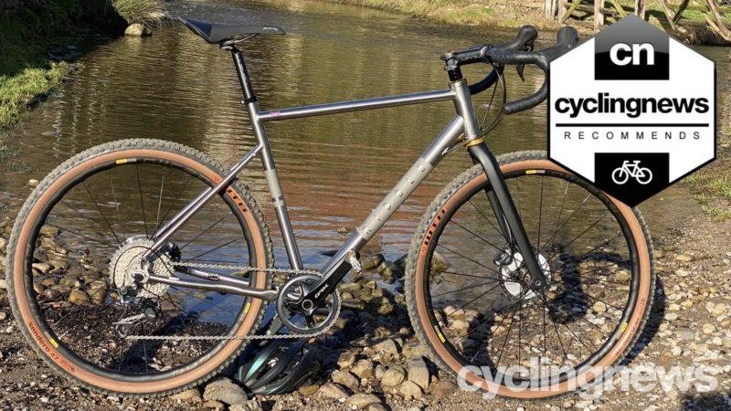 Ribble CGR Ti gravel bike review