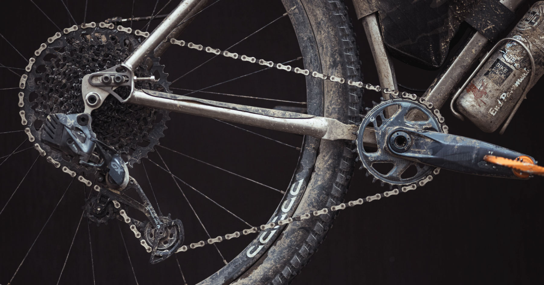 SRAM GX Eagle AXS Review, First Beat Down