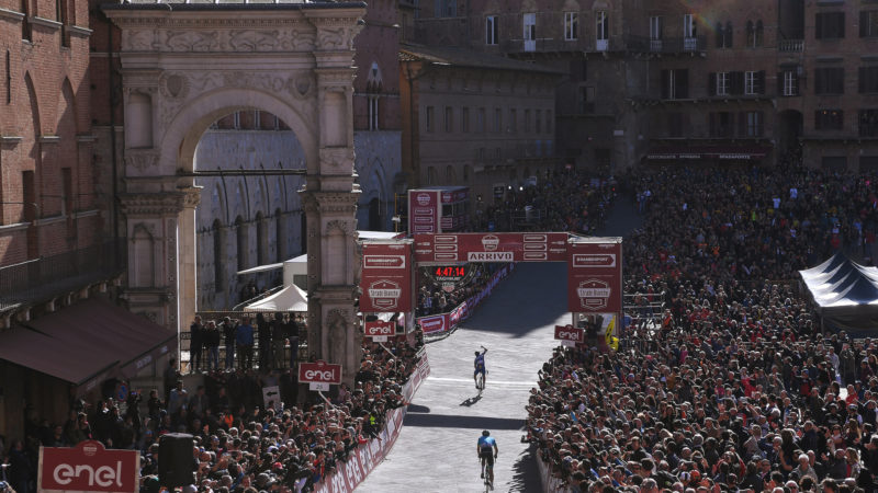 Julian Alaphilippe believes Strade Bianche deserves Monument status