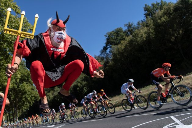 Don't expect a normal Tour de France this year, UCI warns