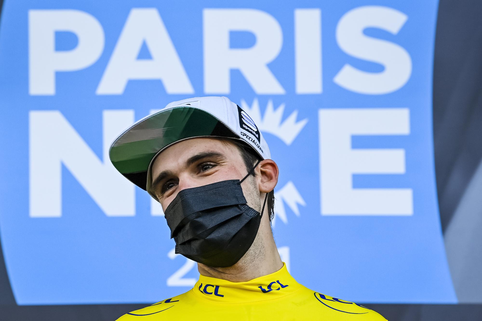 'Ingen ventede på mig, da jeg punkterede', siger Max Schachmann, tilbage med blandede følelser efter Paris-Nice-sejren