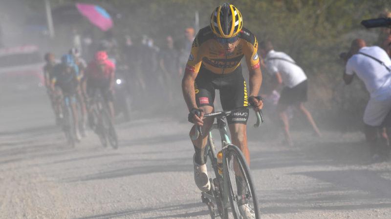 Wout van Aert fait ses débuts à Strade Bianche – VeloNews.com