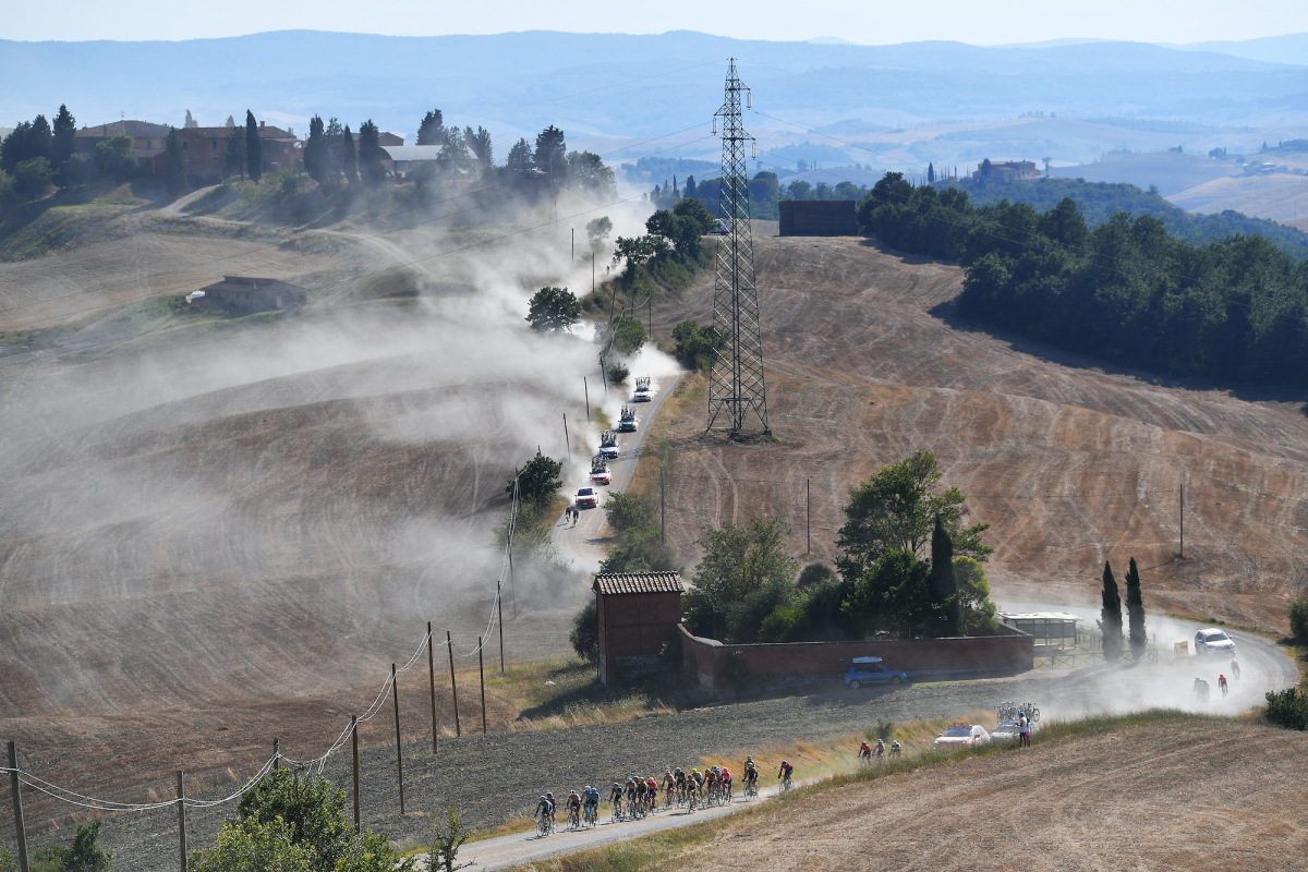 A wet Strade Bianche? Forecast is for excitement on the white roads of Tuscany – VeloNews.com