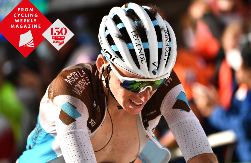 Concussion – is enough being done to protect the peloton?