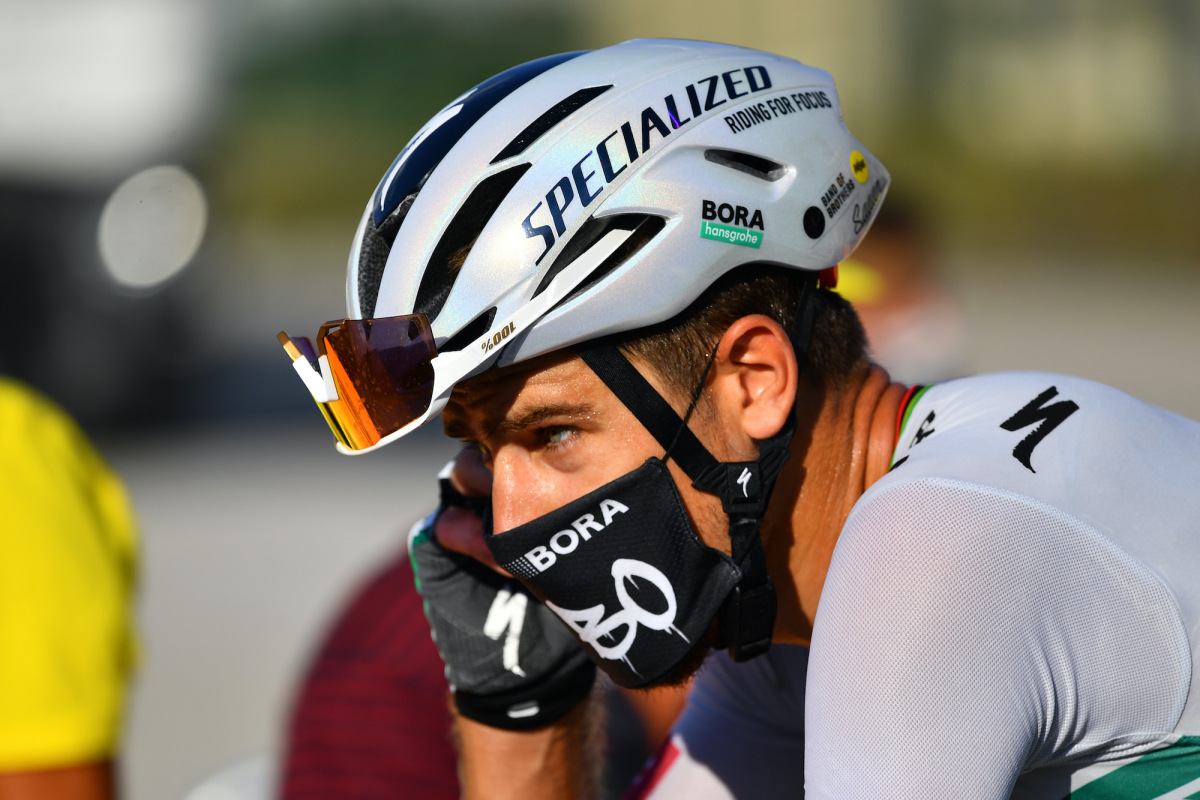 No Strade Bianche for Peter Sagan – VeloNews.com