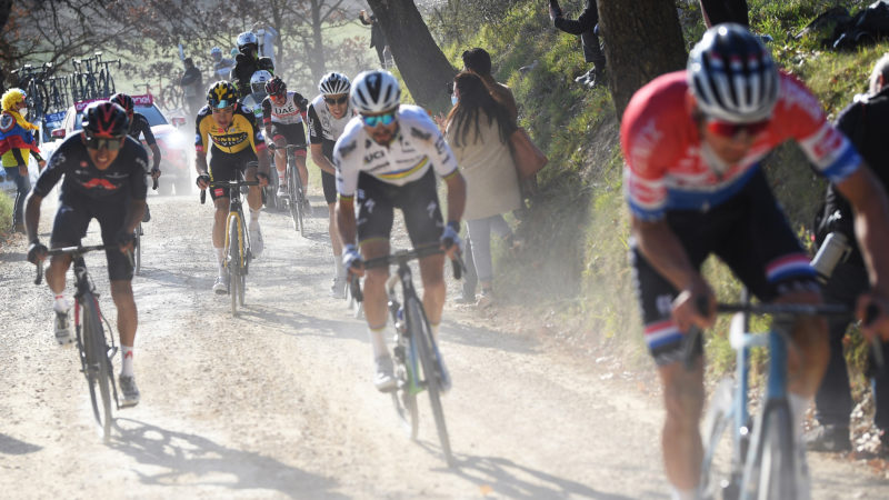 Cinq points de discussion de Strade Bianche 2021