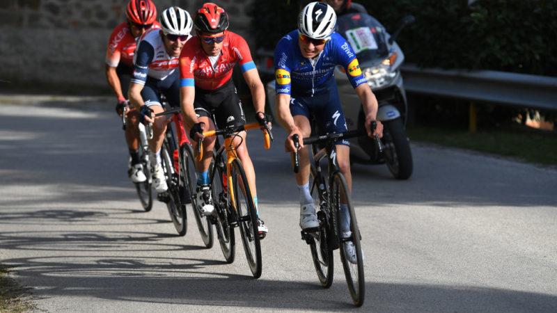 Mauri Vansevenant wint GP Industria & Artigianato uit geweldige groep;  Tim Merlier slaat hard toe bij GP Monseré – VeloNews.com