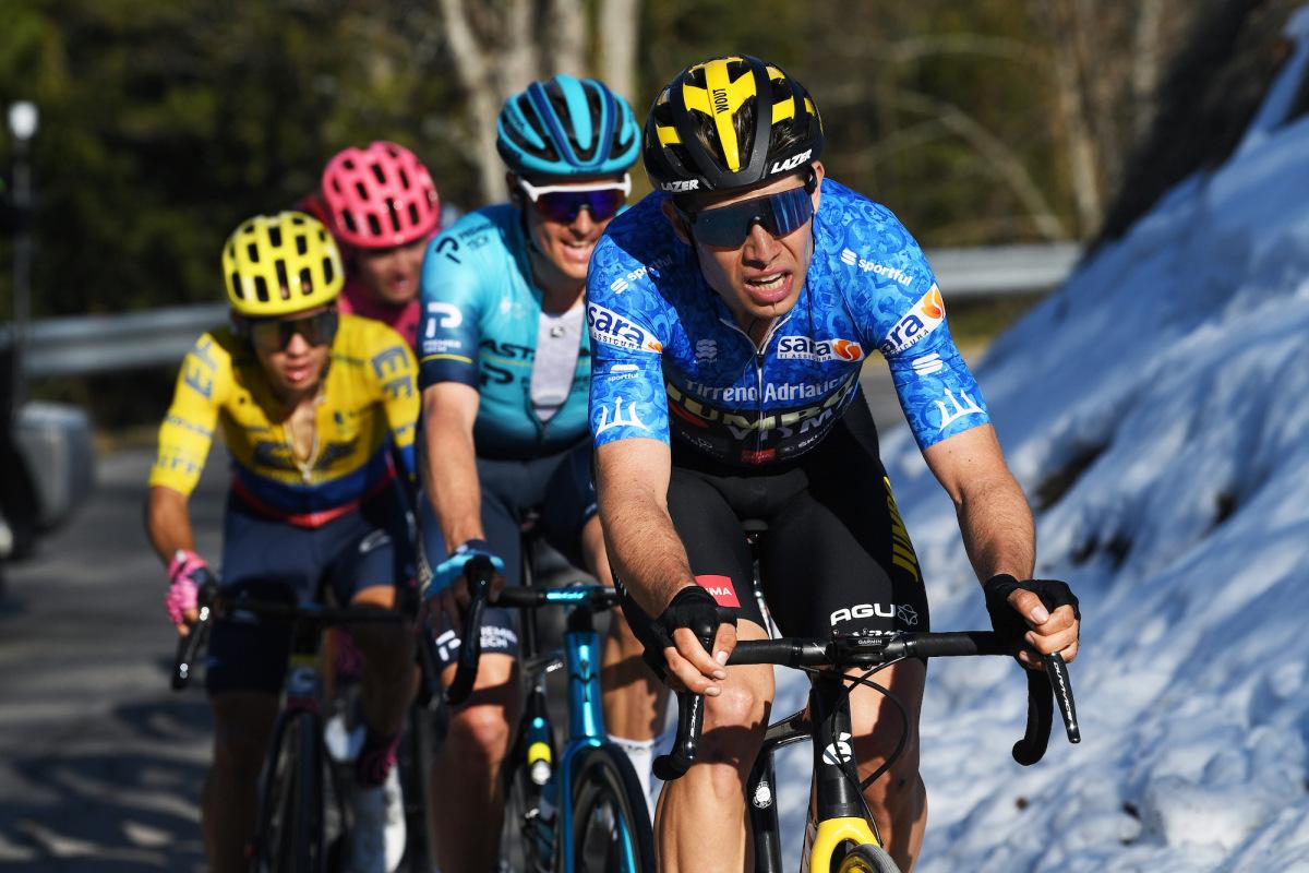 Tirreno-Adriatico stars react after summit showdown – VeloNews.com
