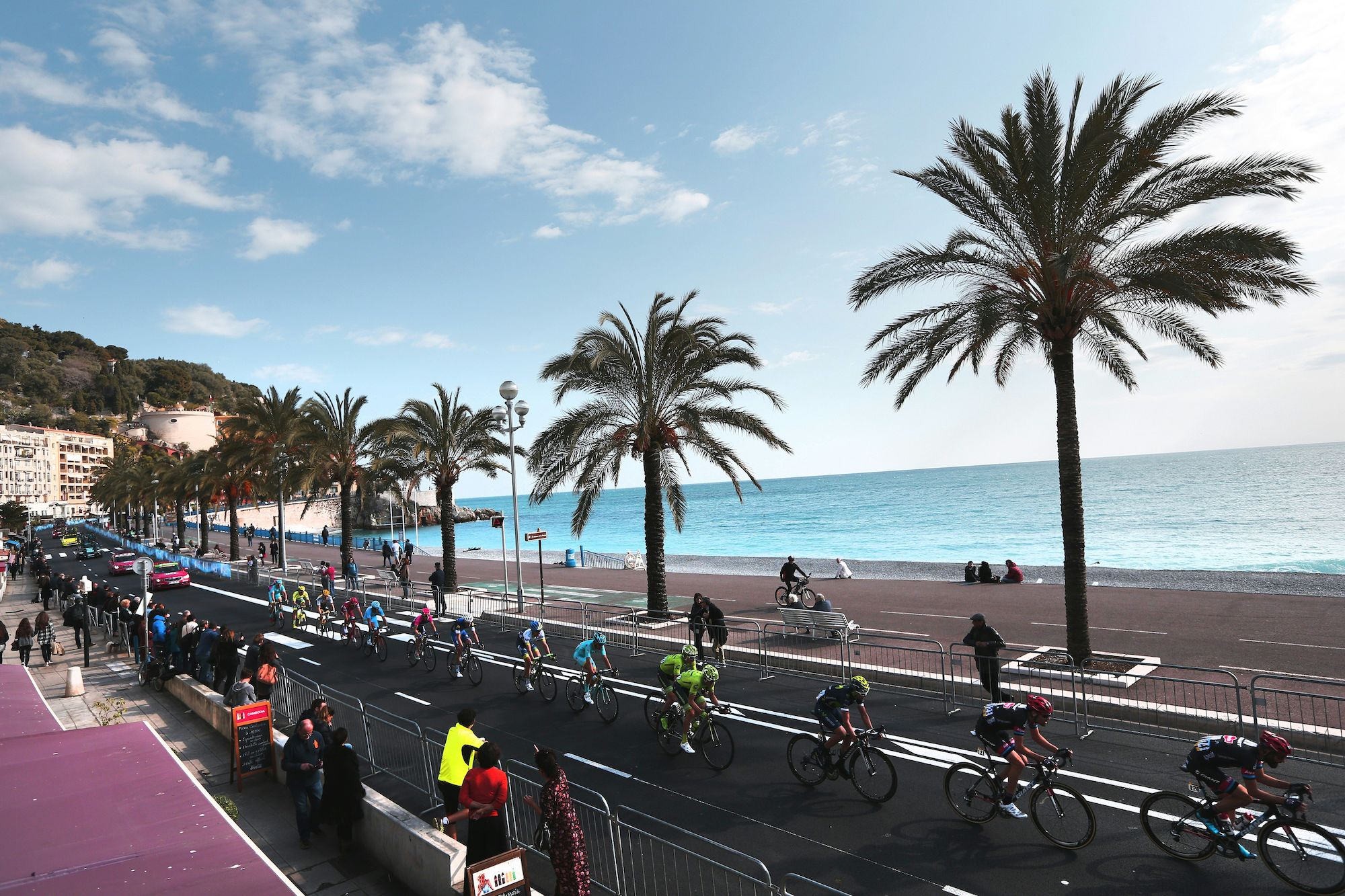 The Mayor of Nice doesn't want Paris-Nice to finish on seafront as planned