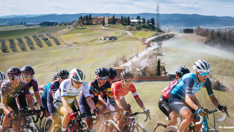 The women's peloton is more international than ever, and that's a great sign