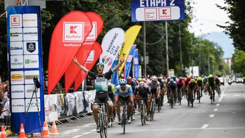 Bora-Hansgrohe to defend Sibiu Cycling Tour title