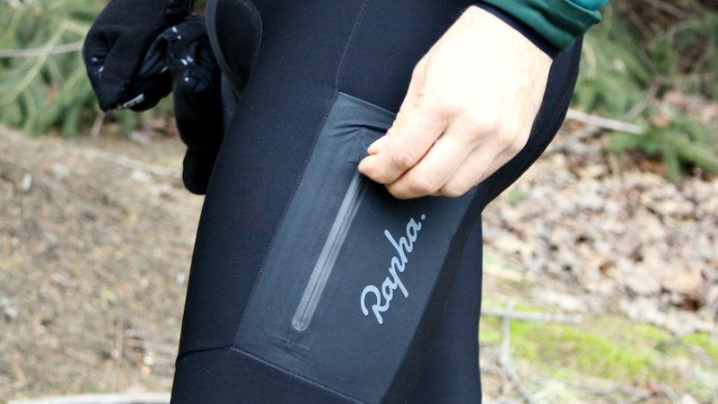 Rückblick: Rapha Winterkleidung einpacken