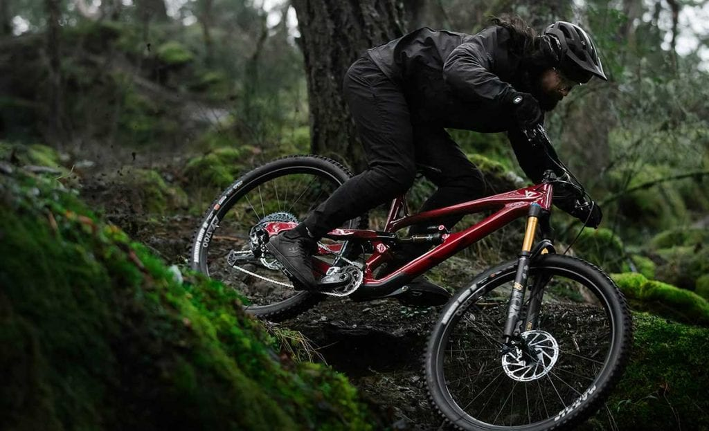 The new all-mountain model YT Jeffsy introduces the new Core