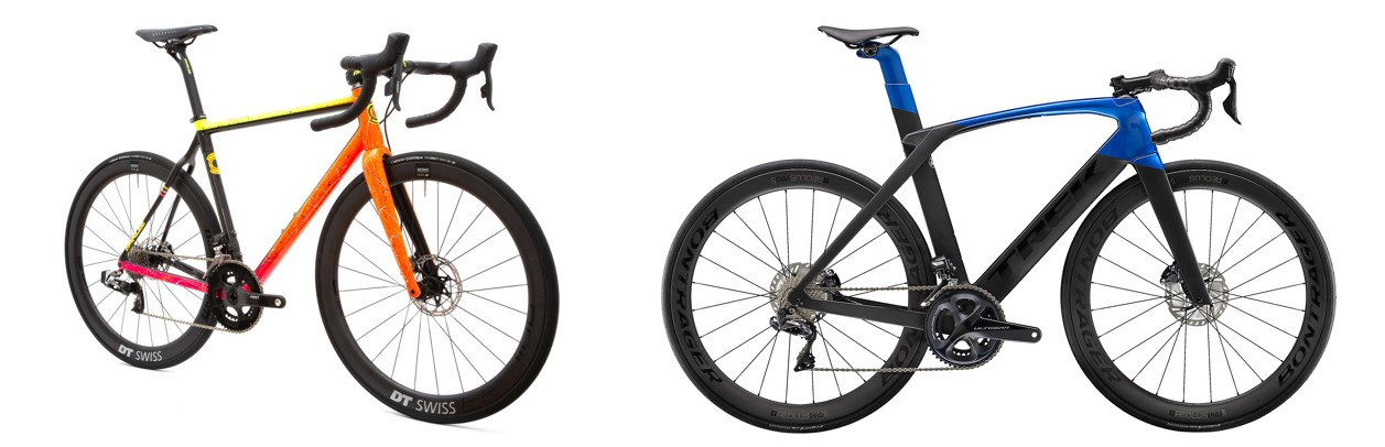 KNOW IT – ROAD DISC BIKES AND WHEELS