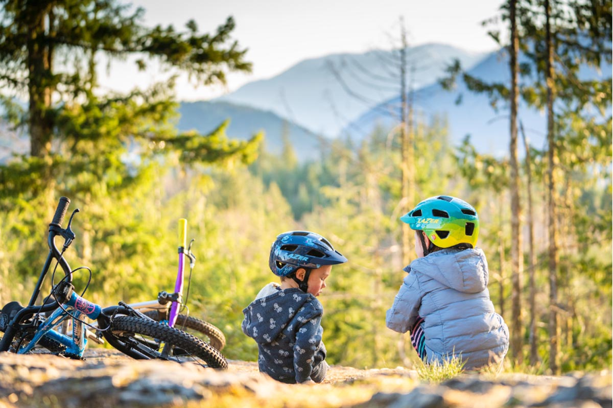 Lazer Helmets & Can'd Aid team up for Buy One, Save Another helmet donation program