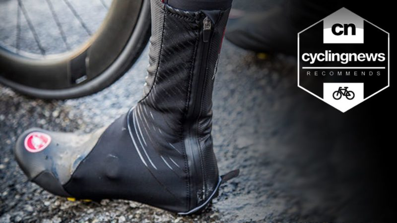 Best cycling overshoes: full coverage shoe covers to see you through winter