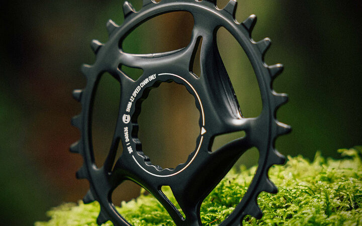 Race Face adds steel 1x Cinch chainring for Shimano 12 speed drivetrains