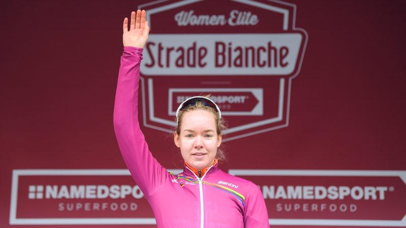 La campaña de crowdfunding de premios en metálico para mujeres de Strade Bianche se acerca a los 11.000 € – VeloNews.com