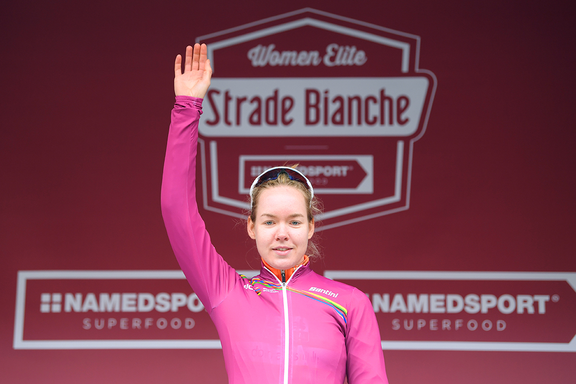 Women's Strade Bianche prize money crowdfunding campaign inches toward €11,000 – VeloNews.com