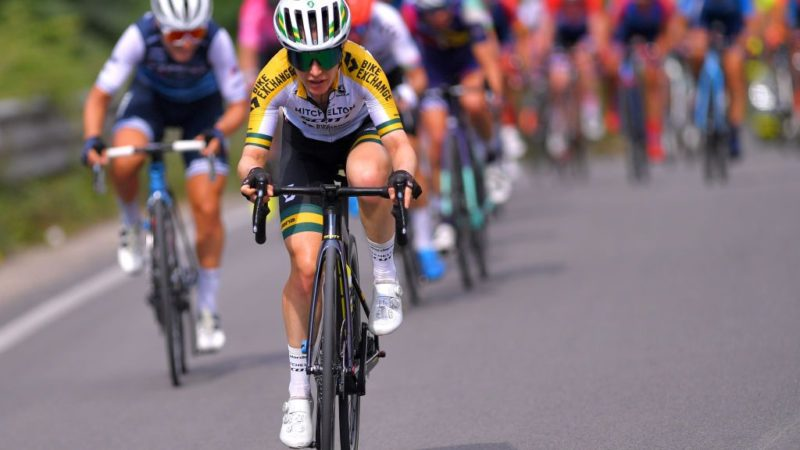 Why it matters that a woman could be Australia's next Tour de France hero