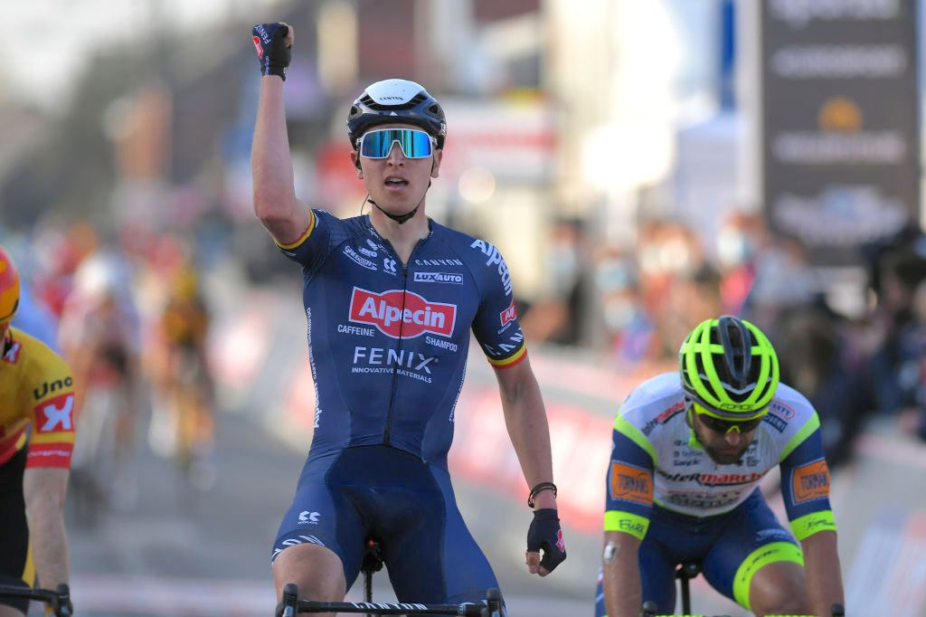 Merlier wins GP Monseré   Cyclingnews