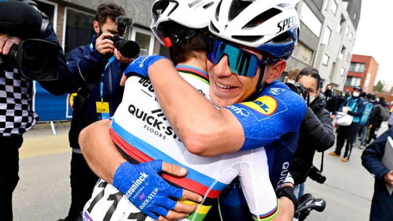 Hugging also banned: UCI urges riders to set example in fight against COVID-19